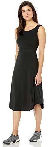 Exof Wanderlux Alessandria Dress Black