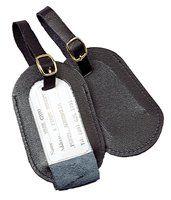 KORJ Leather Luggage TAGS