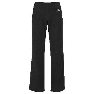 TNF TKA 100 Pant Fleece Black Womens