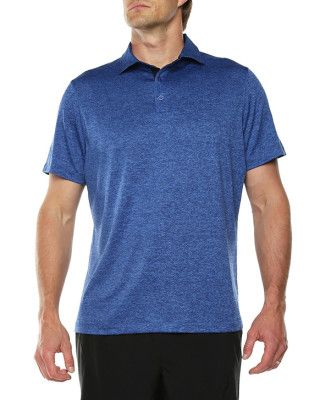 Vigilante Chemistry Polo Turk Sea Mens
