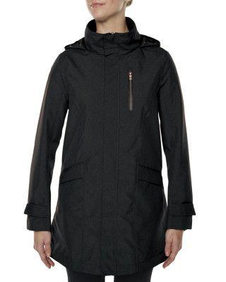 Vigilante Misty rain Jacket for women