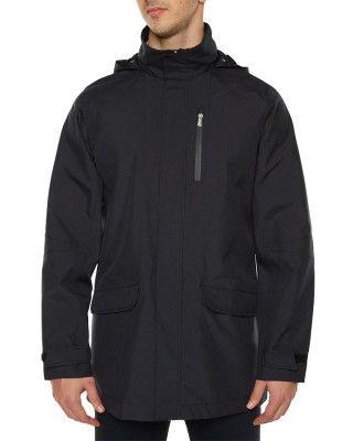 Mens rain jacket Vigilante