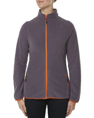 warm light travel jacket