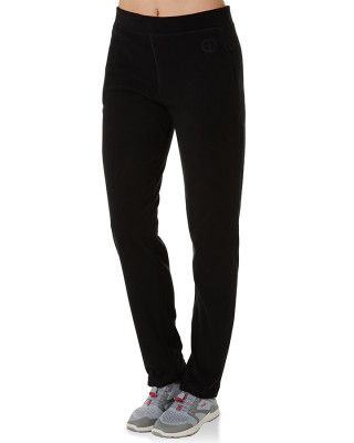 Vigilante Blue Mountain Fleece Pant Black Womens