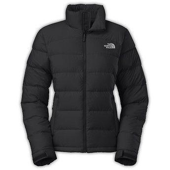 TNF Nuptse 2 Jacket Black Womens