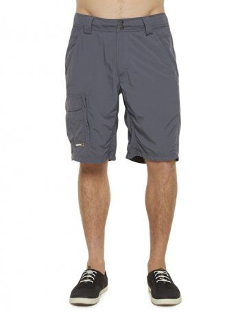 Vigilante Crescent short for men in Ombre grey