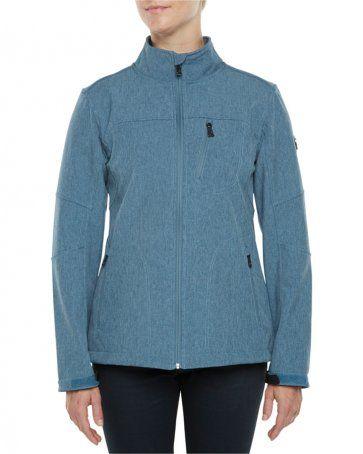 Vigilante TooIntenese Soft shell Jacket in Mirage