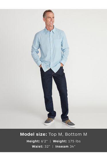 Exofficio Bugsaway corfu Mens shirt in Aleutian blue