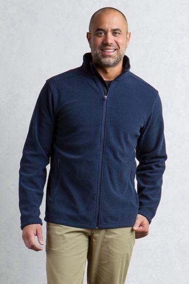 Exofficio Vergio Fleece jacket in Navy