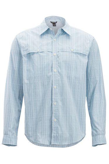 Exofficio Vuelo Ombre LS Shirt in breeze