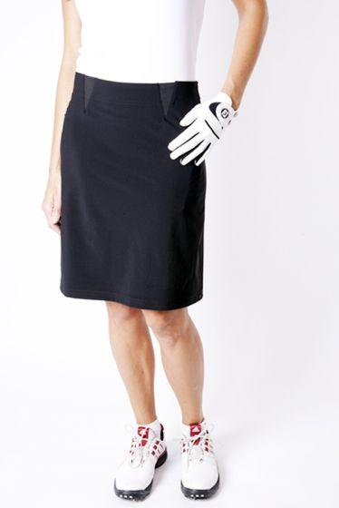 Birdee Tech slide on Skirt in black