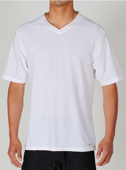 Exofficio Give-n-go V-neck Tee in white