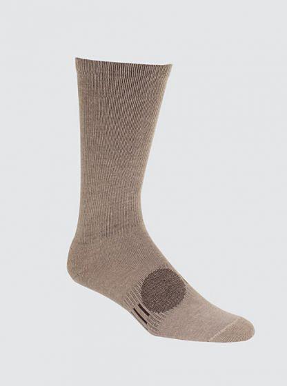 EXOF Bugsaway Travel Sock Mens M/L