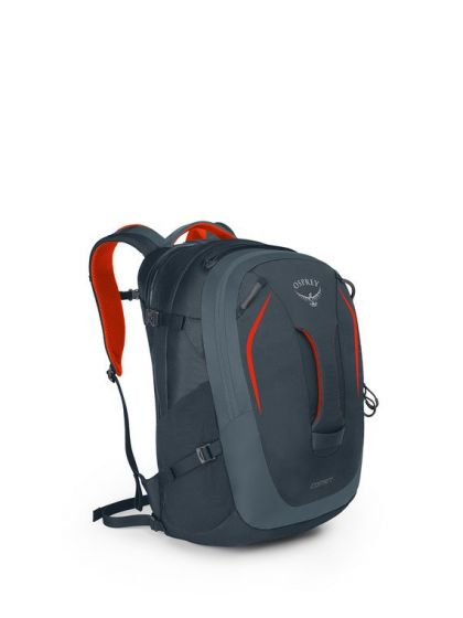 Day pack with computer sleeve