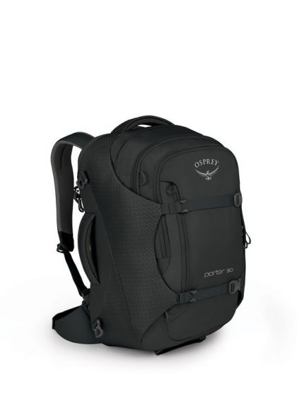 Osprey Porter 30 Litre in Black
