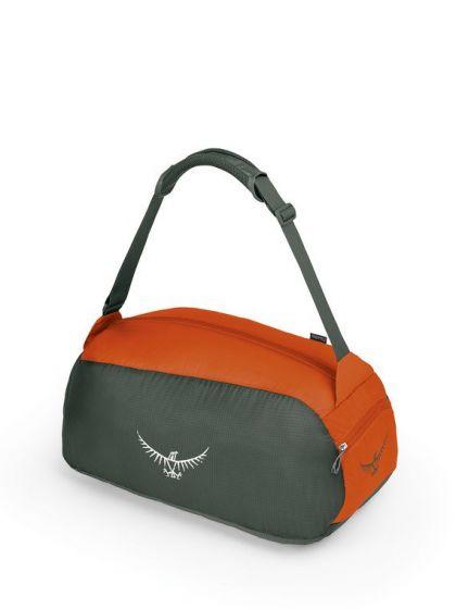 Osprey Stuff Duffel Poppy Orange