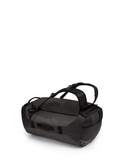 Osprey Transporter Expedition Duffel 65L Black