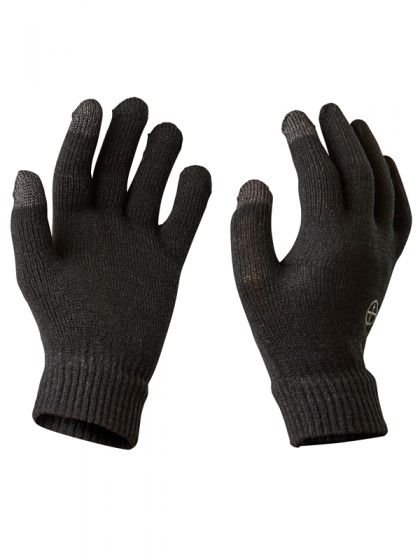 Vigilante warm glove with digital friendly tips