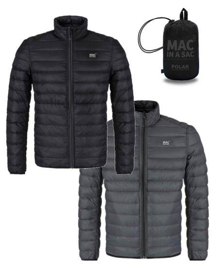 Polar Jacket Black/Charcoal Unisex