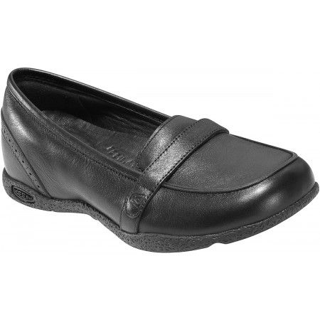 Keen Clifton Loafer shoe in black