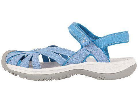 Keen Womens Sandals in Cendre Blue