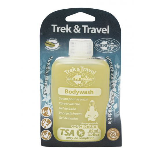 TREK BODY WASH 89ML