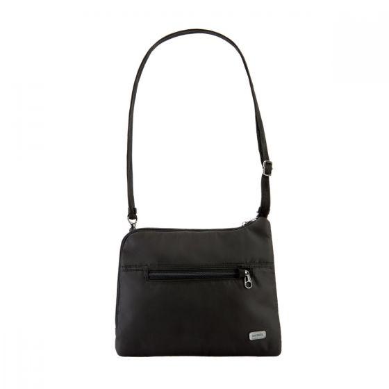 PacSafe Daysafe Slim Crossbody Shoulder Bag Black
