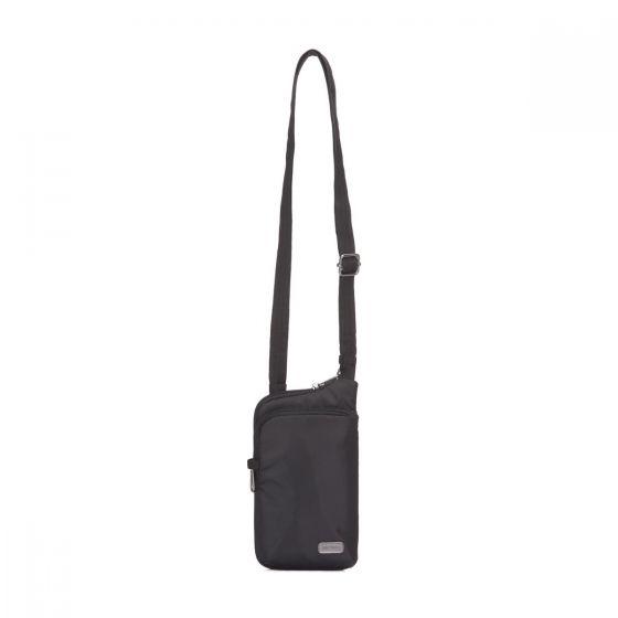 PacSafe Daysafe Tech Crossbody Shoulder Bag Black