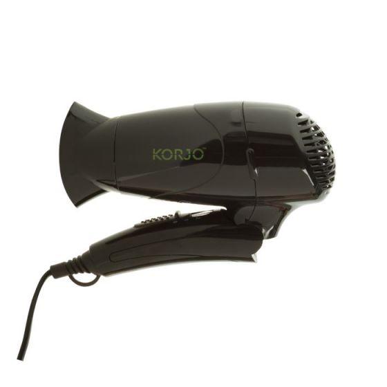 Korjo Foldaway Hairdryer