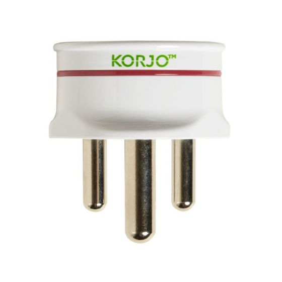 Korjo Adaptor South Africa & India KA.SI