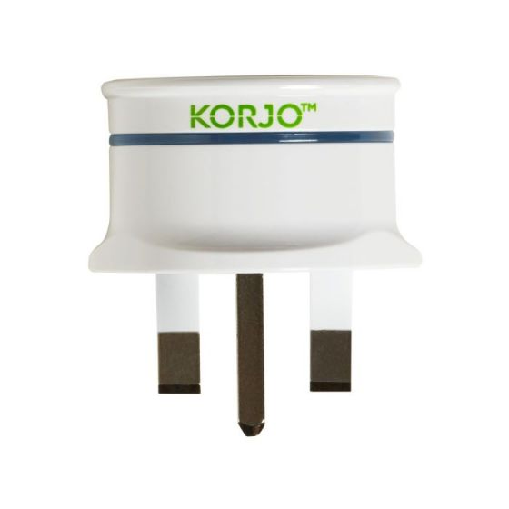 Korjo Adaptor Great Britain
