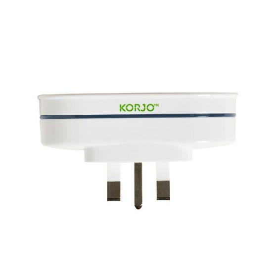 Korjo Double Adaptor for UK