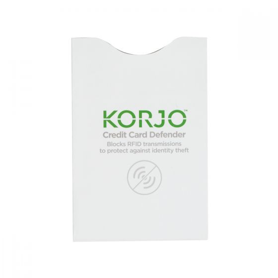 Korjo RFID *NEW*Credit Card Defender 3pack