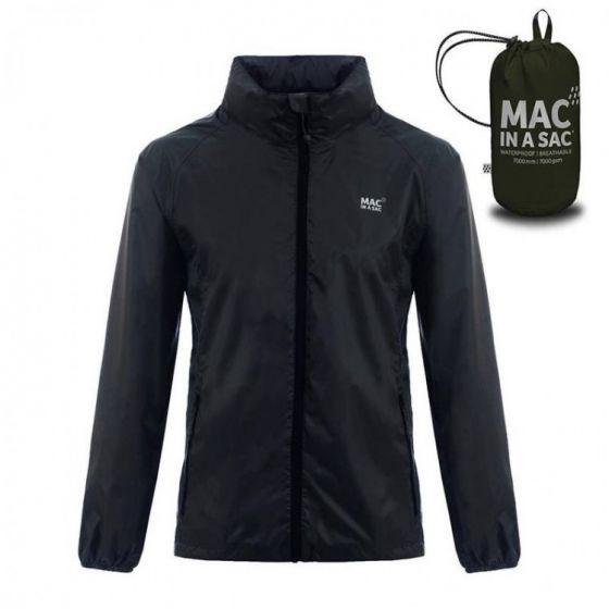 Mac in a Sac Jacket Black