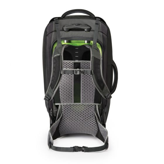 Osprey Sojourn 28 inch Roller bag with harness