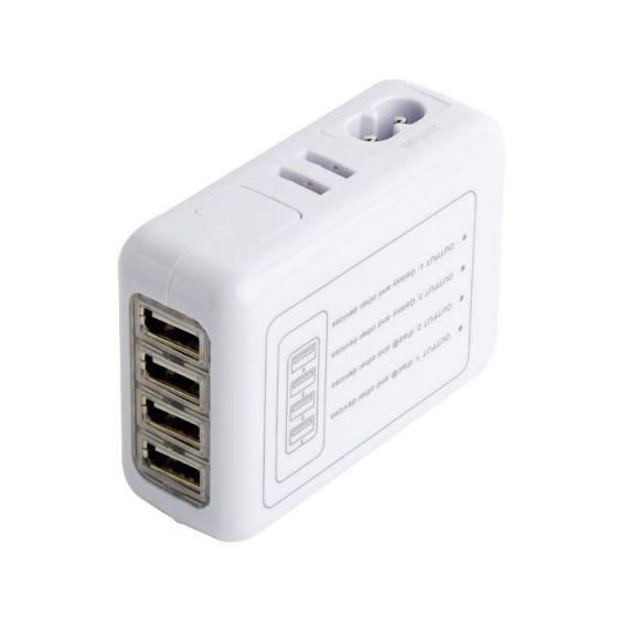 Korjo 4 USB Adaptor International