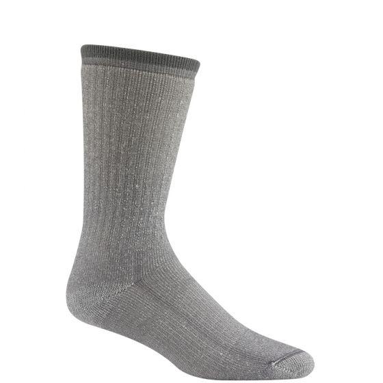 WIGW Merino Comfort Hiker Sock Charcoal