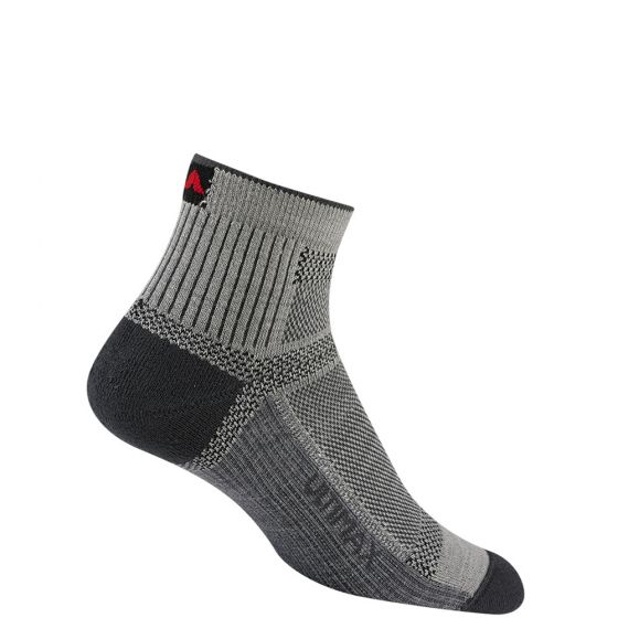 Wigwam Ultra Cool Lite Quarter Sock in grey