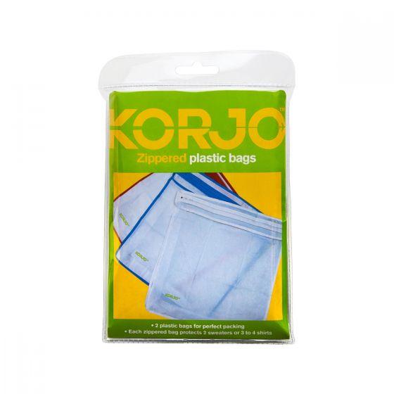 KORJO Zippered Bags 2