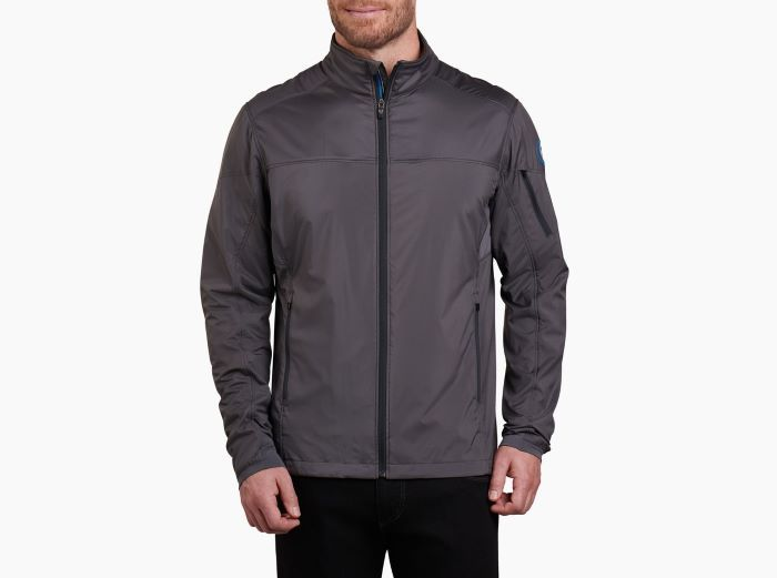 Kuhl Mens The One Jacket - Carbon