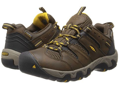 cb625aae908 KEEN Koven Low WP Shoe Bobn Mens