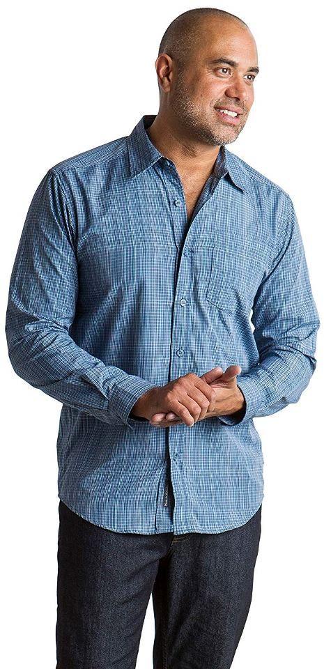 Exofficio Mens Short Sleeve Travel Shirt