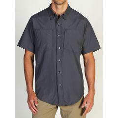 EXOF Geotrekr S/S Shirt  Dark Peb