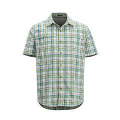 EXOF Tellico S/S Shirt Wheatgrass Mens