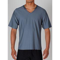 EXOF GIVE NGO V-neck Charcoal