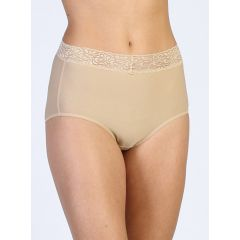 EXOF Lacy Full Brief Womens