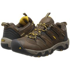 KEEN Koven Low WP Shoe Bobn Mens