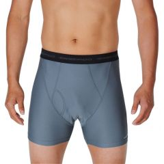 EXOF Boxer Brief Mens Charcoal Heather