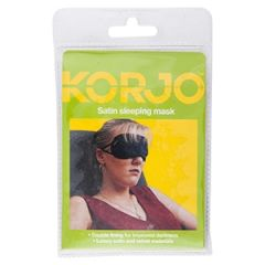 KORJO Sleep Mask Satin