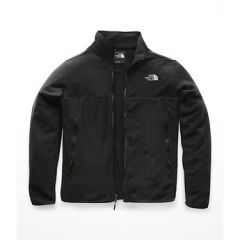 TNF Glacier Alpine Jacket Black Mens